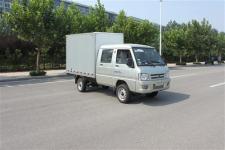福田牌BJ5030XXY-S6型厢式运输车图片