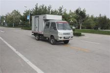 福田牌BJ5030XXY-V6型厢式运输车图片