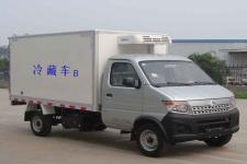 长安神骐国五冷藏车