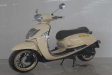 华仔牌HZ125T-10A型两轮摩托车图片