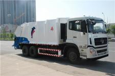 三力牌CGJ5254ZYSE5型压缩式垃圾车