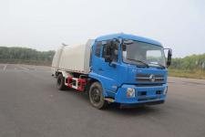 华林牌HLT5121ZYSE5型压缩式垃圾车