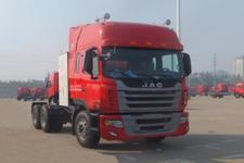 江淮牌HFC4251P1N6E38H1V型牵引汽车图片