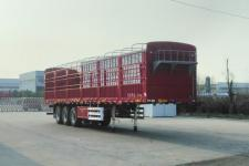 麟州12米33.4吨3轴仓栅式运输半挂车(YDZ9408CCY)