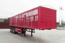 蒙驼凯力达一牌KLD9402CCY型仓栅式运输半挂车