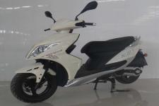 华仔牌HZ125T-A型两轮摩托车图片