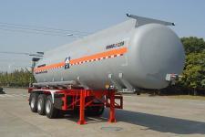 宏宙牌HZZ9400GFW型腐蚀性物品罐式运输半挂车
