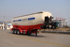 盛润牌SKW9408GFLA型低密度粉粒物料运输半挂车图片