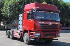 陕汽牌SX4258NV384TW型危险品牵引汽车图片