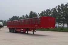 坤博牌LKB9400CCY型仓栅式运输半挂车