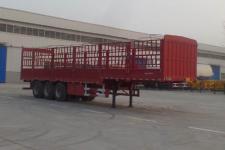 郓翔牌YDX9400CCYE型仓栅式运输半挂车