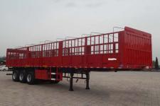 德帅牌DSP9400CCY型仓栅式运输半挂车图片