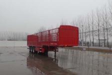 坤博牌LKB9380CCYE型仓栅式运输半挂车