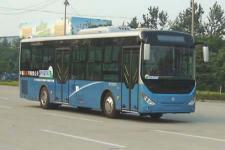 中通牌LCK6125HQGA型城市客车图片