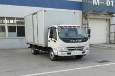 福田牌BJ5089XXY-F6型厢式运输车图片