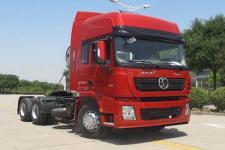 陕汽牌SX42584U384TL型牵引汽车图片