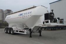 中集牌ZJV9400GFLSZA型中密度粉粒物料运输半挂车