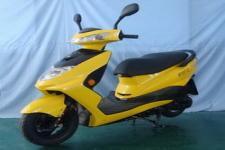 WY100T-6C型王野牌两轮摩托车图片