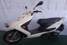 WY150-5E型王野牌两轮摩托车图片