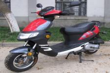 WY70T-10C型王野牌两轮摩托车图片