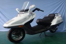 老爷牌LY150T-2C型两轮摩托车图片