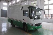 骊山牌LS5040XXYN5型厢式运输车