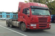 解放牌CA4256P2K15T1E5A80型平头柴油牵引车图片