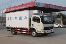 程力威牌CLW5040XLCT4型冷藏车图片
