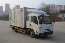 江铃牌JX5047XXYXPGE2型厢式运输车图片