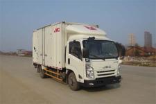 江铃牌JX5047XXYXGE2型厢式运输车图片