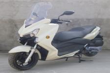 天鹰牌TY150T-3型两轮摩托车图片