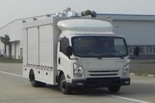江铃牌JX5043XZBML25型装备车图片