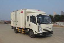 江铃牌JX5047XXYXPGD2型厢式运输车图片