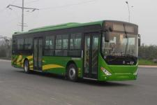 中通牌LCK6127PHEVG型插电式混合动力城市客车图片