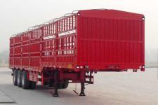 凯迪捷牌KDJ9400CCYE型仓栅式运输半挂车图片