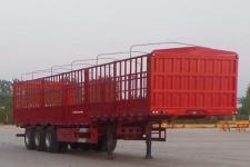 梁山元田牌AYC9400CCYE型仓栅式运输半挂车图片