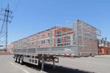 路斯牌MBS9401CCYLH型铝合金仓栅式运输半挂车图片