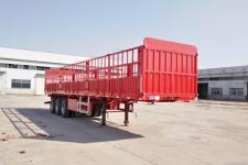 树山牌SSS9400CCY型仓栅式运输半挂车