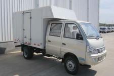 北京牌BJ5030XXYW10FS型厢式运输车图片