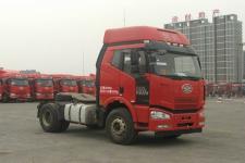 解放牌CA4180P63K1A1E5型平头柴油半挂牵引汽车图片