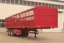 凯迪捷牌KDJ9400CCY型仓栅式运输半挂车图片