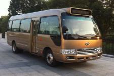 金龙牌XMQ6706BGBEVL2型纯电动城市客车图片