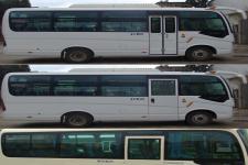 东风牌EQ6669PN5型客车图片2