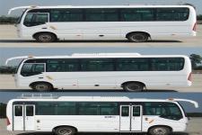 东风牌EQ6669PN5型客车图片3