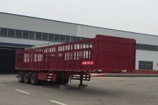 豫前通牌HQJ9371CCY型仓栅式运输半挂车
