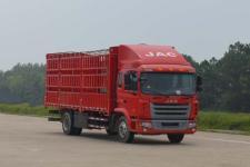 江淮格尔发国五单桥仓栅式运输车160-170马力5-10吨(HFC5141CCYP3K1A50S2V)