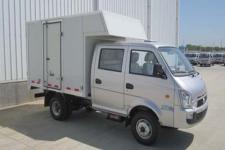 北京牌BJ5025XXYW10FS型厢式运输车图片