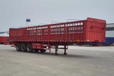 梁�N牌SHS9400CCYD型仓栅式运输半挂车