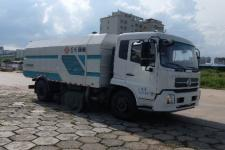 东风牌EQ5165TSLS5型扫路车