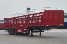 梁�N牌SHS9400CCYDE型仓栅式运输半挂车